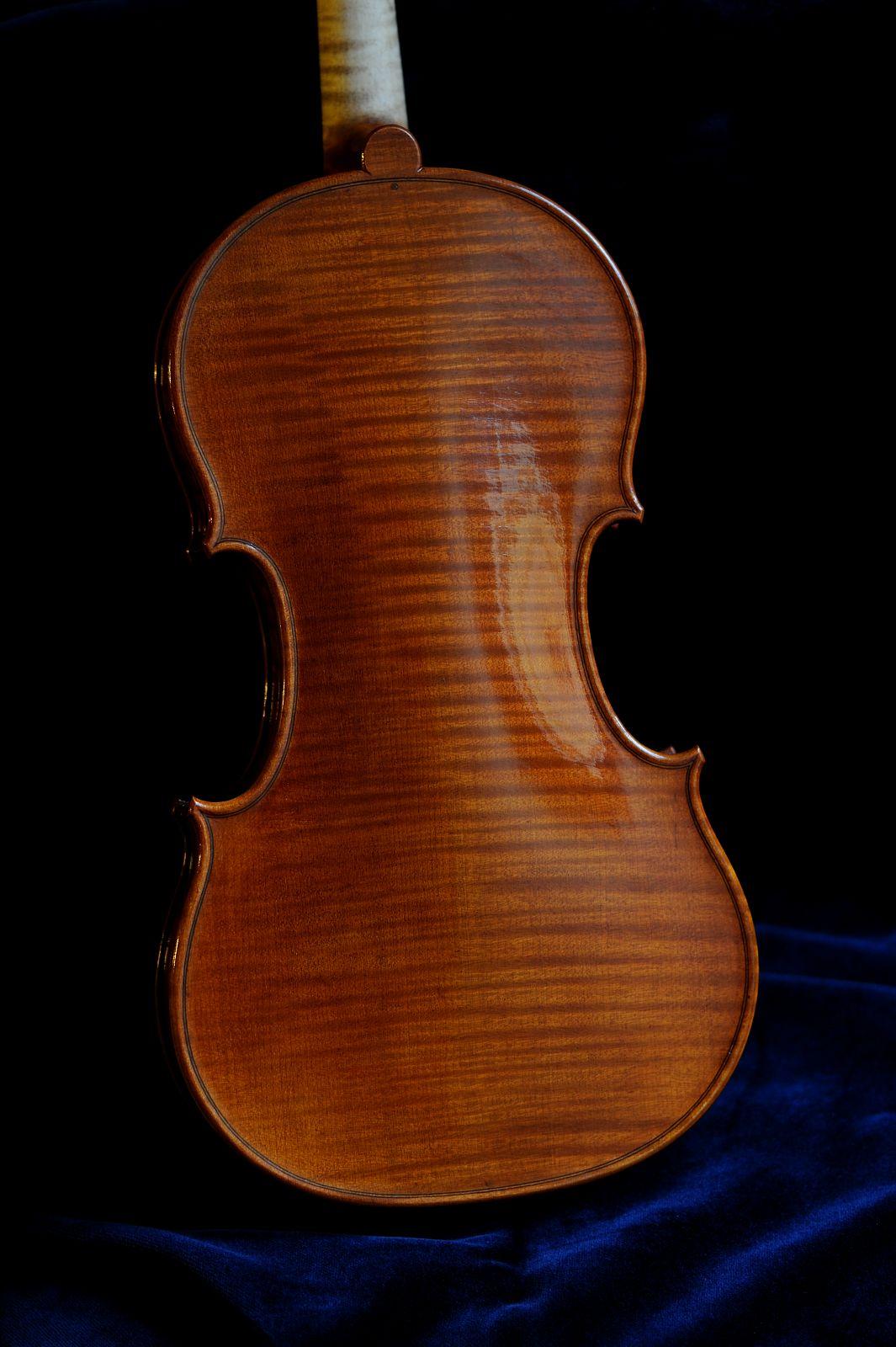 La tavolozza del liutaio i pigmenti nella vernice il - Immagini violino a colori ...
