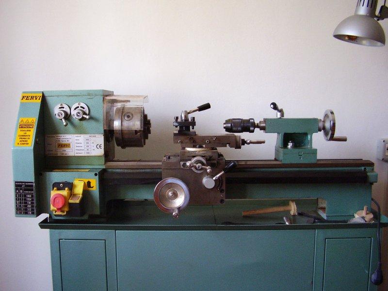 119 tornio piccolo usato mini tornio per metalli edison for Mini tornio usato